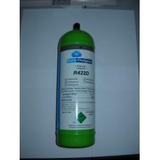 EURO OSSIGENO GAS R422D sosstitutivo dell' R22